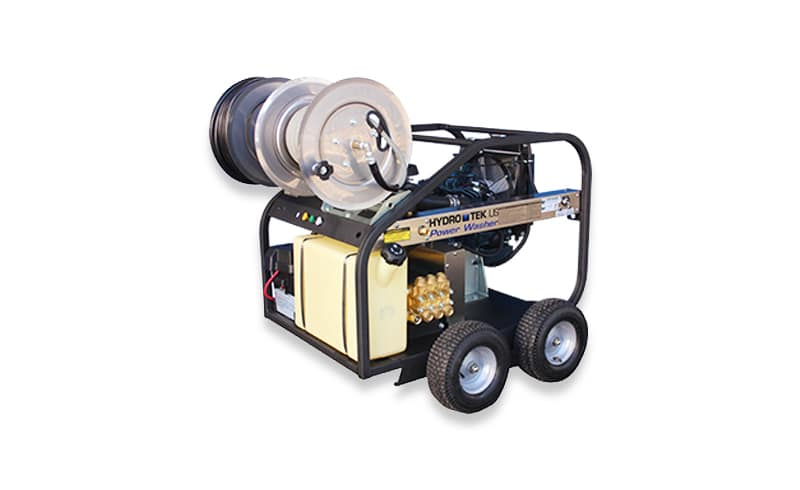CPX Series: Cold Water Diesel Pressure Washer